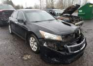 2009 HONDA ACCORD EXL #1673610015