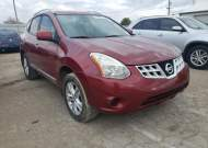 2012 NISSAN ROGUE S #1674625885
