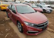 2019 HONDA CIVIC LX #1674686765