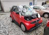 2013 SMART FORTWO PUR #1676317705