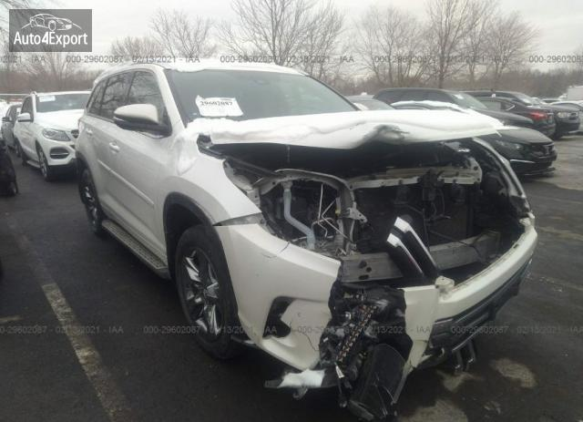 2017 TOYOTA HIGHLANDER LIMITED #1677700130