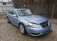 2013 CHRYSLER 200 LIMITE #1677869792