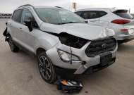 2020 FORD ECOSPORT S #1680310290