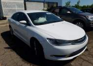 2015 CHRYSLER 200 LIMITE #1680772890