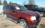 2009 JEEP GRAND CHEROKEE LAREDO #1681195100