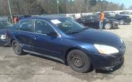 2004 HONDA ACCORD SDN LX #1681195468