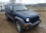 2003 JEEP LIBERTY SP #1683240778