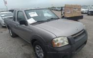 2001 NISSAN FRONTIER 2WD XE #1683717792