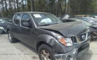 2005 NISSAN FRONTIER 2WD SE #1683720235