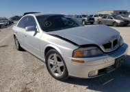 2000 LINCOLN LS #1683759788