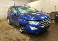 2020 FORD ECOSPORT S #1683883060