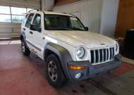 2004 JEEP LIBERTY SP #1683913095