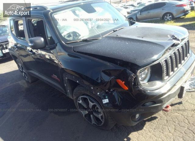 2019 JEEP RENEGADE TRAILHAWK #1684230635