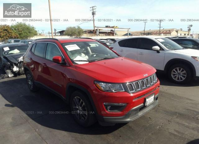 2019 JEEP COMPASS LATITUDE W/SUN/WHEEL PKG #1684230638