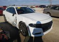 2017 DODGE CHARGER SX #1684361525