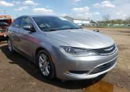 2015 CHRYSLER 200 LIMITE #1684837280