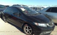 2015 HONDA CIVIC SEDAN SE #1685627942