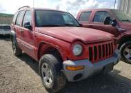 2004 JEEP LIBERTY SP #1685826882