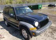 2007 JEEP LIBERTY SP #1686737812