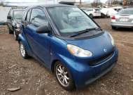 2009 SMART FORTWO PUR #1686762218