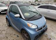 2013 SMART FORTWO PUR #1686762515