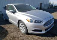 2014 FORD FUSION S #1686782718