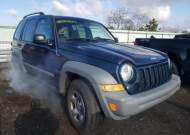 2005 JEEP LIBERTY SP #1686801058