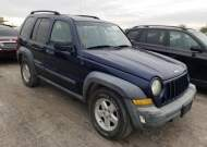 2006 JEEP LIBERTY SP #1687221632
