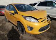 2011 FORD FIESTA SES #1687701785