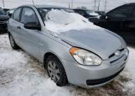 2009 HYUNDAI ACCENT GS #1687723115