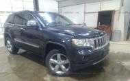 2012 JEEP GRAND CHEROKEE LIMITED #1691153135