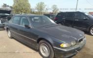 2001 BMW 7 SERIES 740IL #1694452118