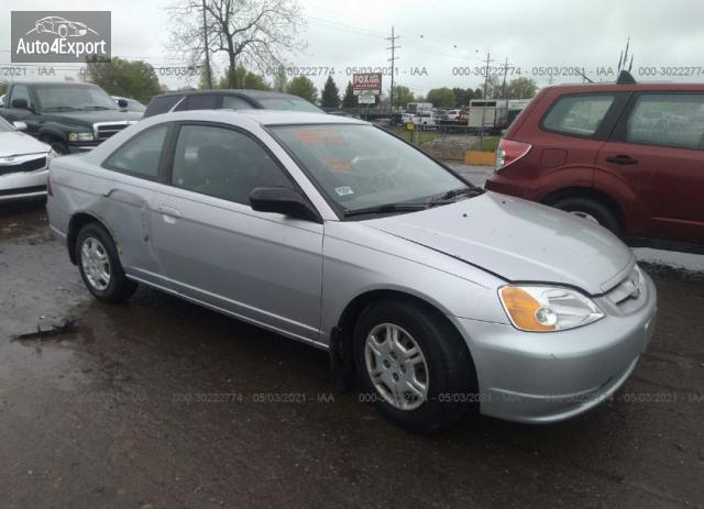 2002 HONDA CIVIC LX #1694469148