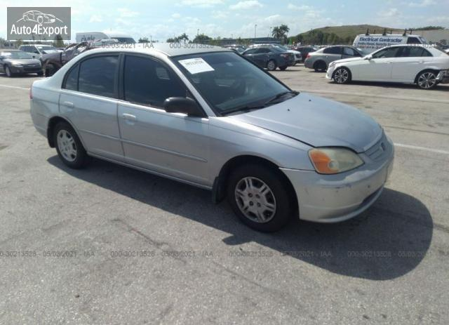 2002 HONDA CIVIC LX #1694469198