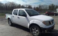 2005 NISSAN FRONTIER 4WD SE #1694983060
