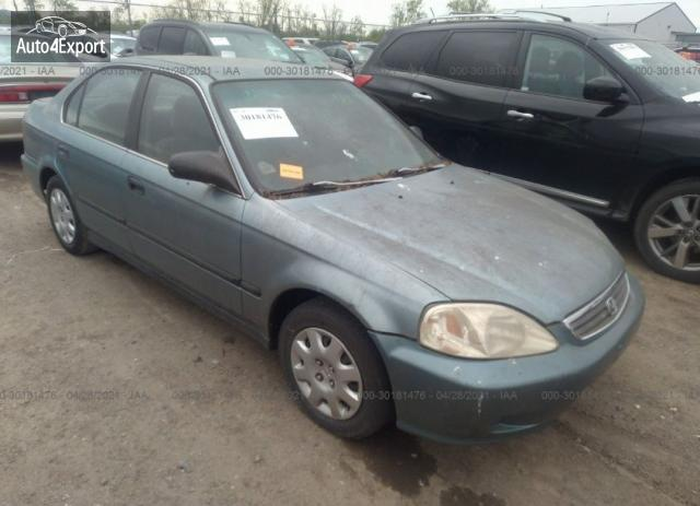 1999 HONDA CIVIC LX #1695397755