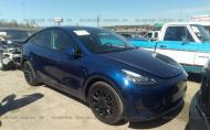 2020 TESLA MODEL Y LONG RANGE/PERFORMANCE #1697507275