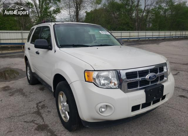 2011 FORD ESCAPE XLT #1702498718