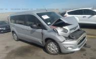 2014 FORD TRANSIT CONNECT WAGON XLT #1718897595