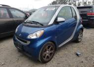 2008 SMART FORTWO PUR #1724195535