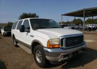2001 FORD EXCURSION #1729896675