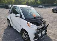 2015 SMART FORTWO PUR #1731437568
