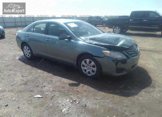 2011 TOYOTA CAMRY LE #1731820612