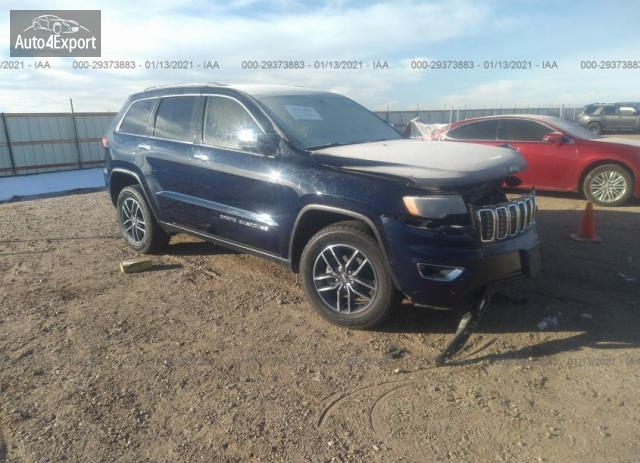 2017 JEEP GRAND CHEROKEE LIMITED #1731820622