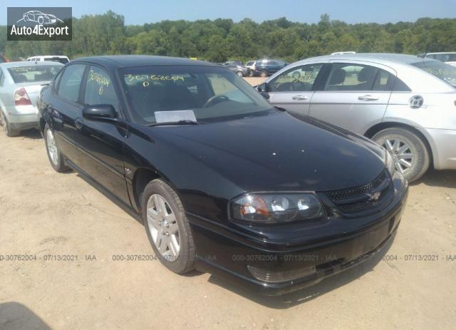 2004 CHEVROLET IMPALA SS SUPERCHARGED #1731820920
