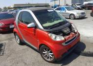 2008 SMART FORTWO PUR #1733132238