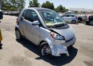 2008 SMART FORTWO PUR #1733500110