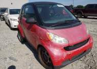 2009 SMART FORTWO PUR #1734236942