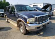2002 FORD EXCURSION #1735181988