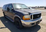 2001 FORD EXCURSION #1735311580
